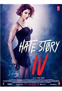 Hate Story IV kapak