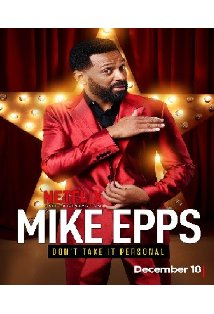 Mike Epps: Don't Take It Personal kapak