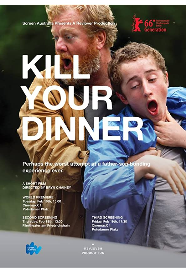 Kill Your Dinner kapak