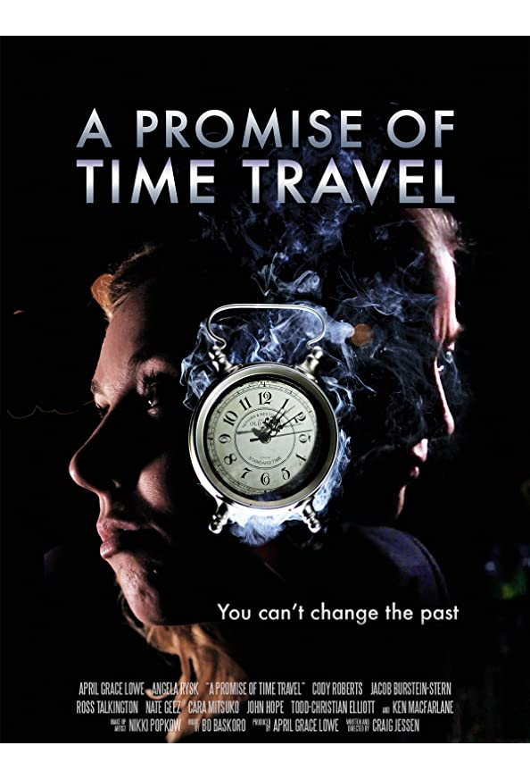 A Promise of Time Travel kapak