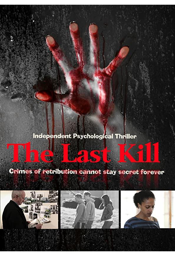 The Last Kill kapak
