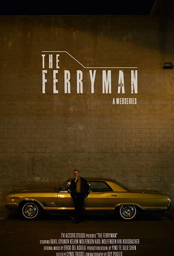 The Ferryman kapak