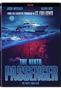 The Ninth Passenger kapak
