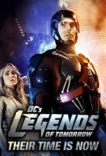 DC's Legends of Tomorrow: Their Time Is Now kapak