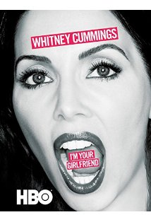 Whitney Cummings: I'm Your Girlfriend kapak