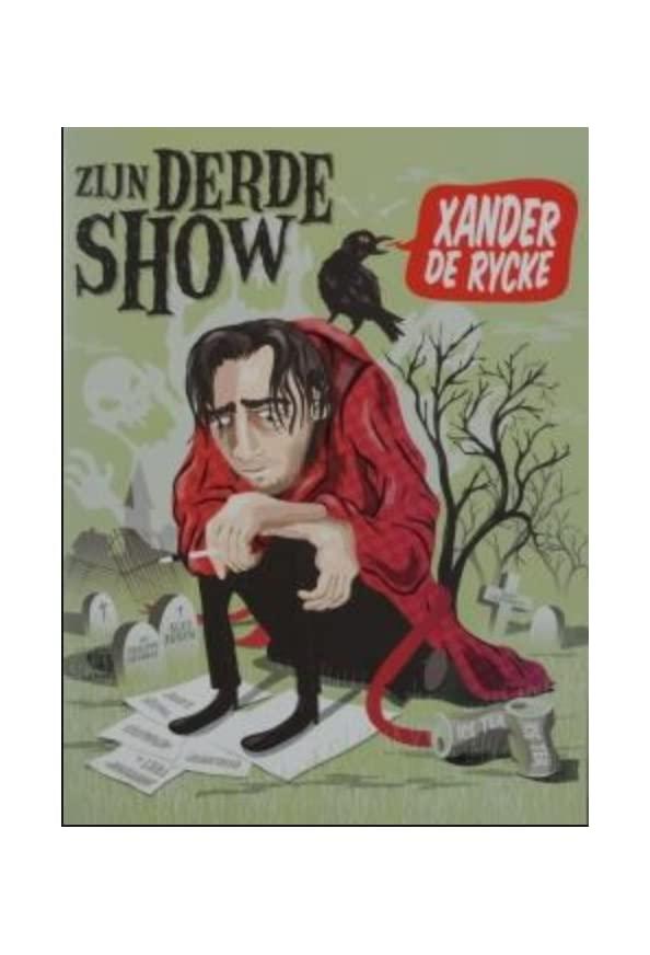 Xander De Rycke: Zijn derde show kapak