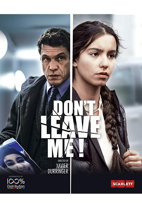 Don't Leave Me kapak