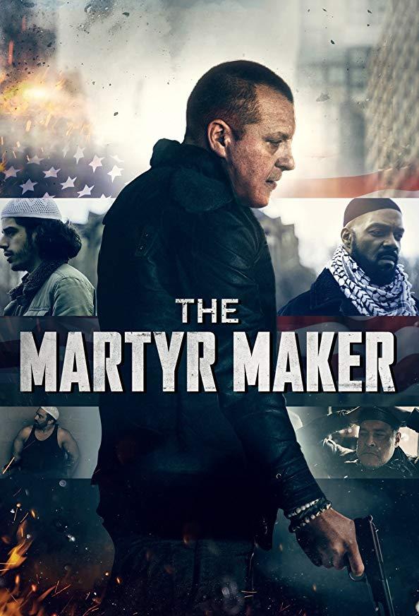 The Martyr Maker kapak