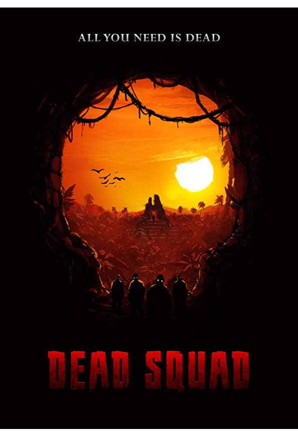 Dead Squad: Temple of the Undead kapak