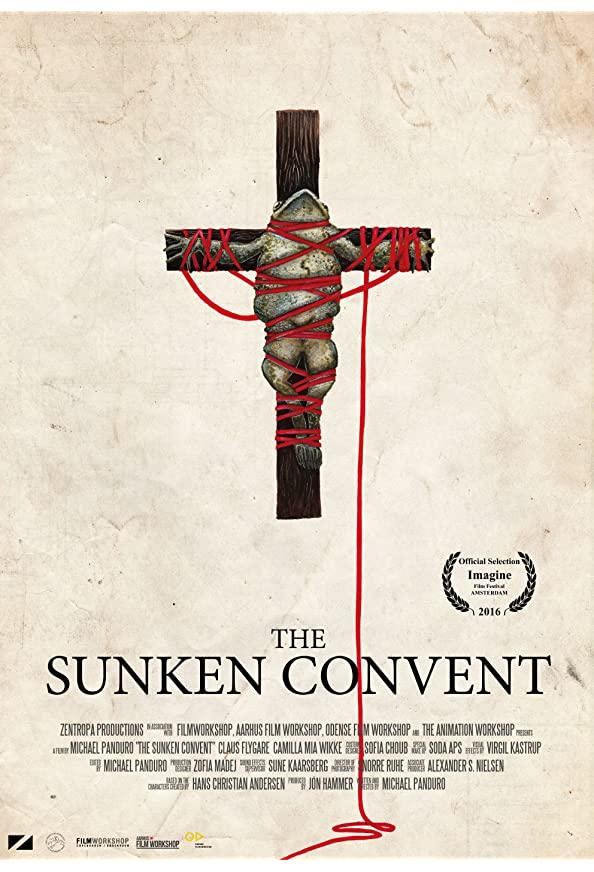 The Sunken Convent kapak