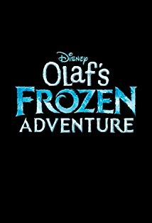 Olaf's Frozen Adventure kapak