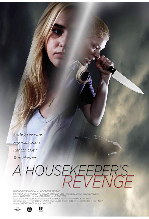 A Housekeeper's Revenge kapak