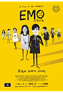 EMO the Musical kapak
