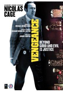 Vengeance: A Love Story kapak
