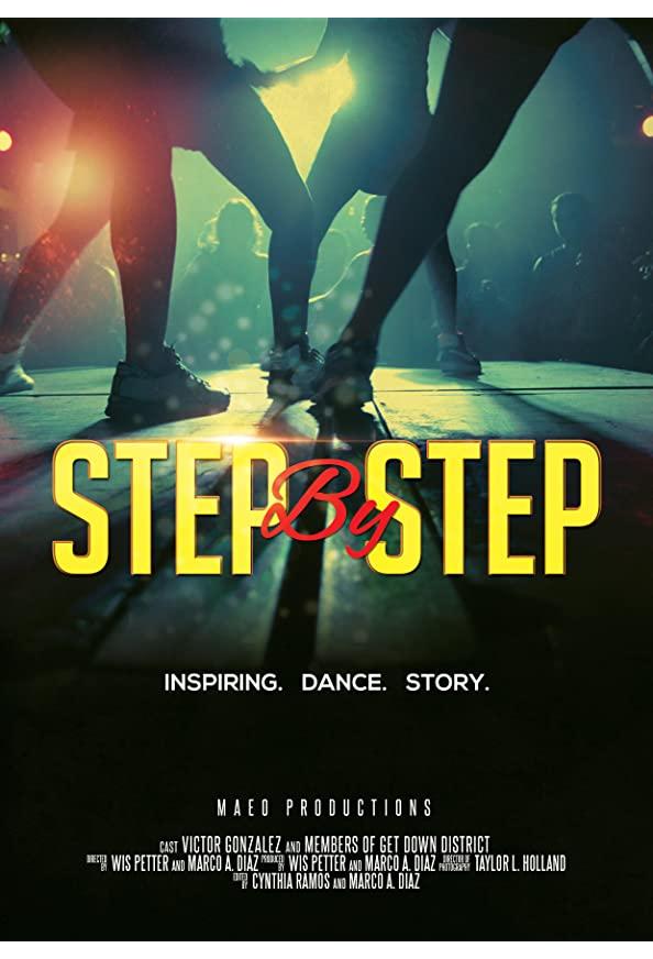 Step by Step kapak