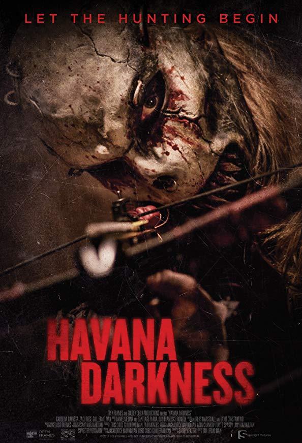 Havana Darkness kapak