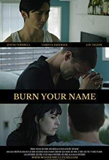 Burn Your Name kapak