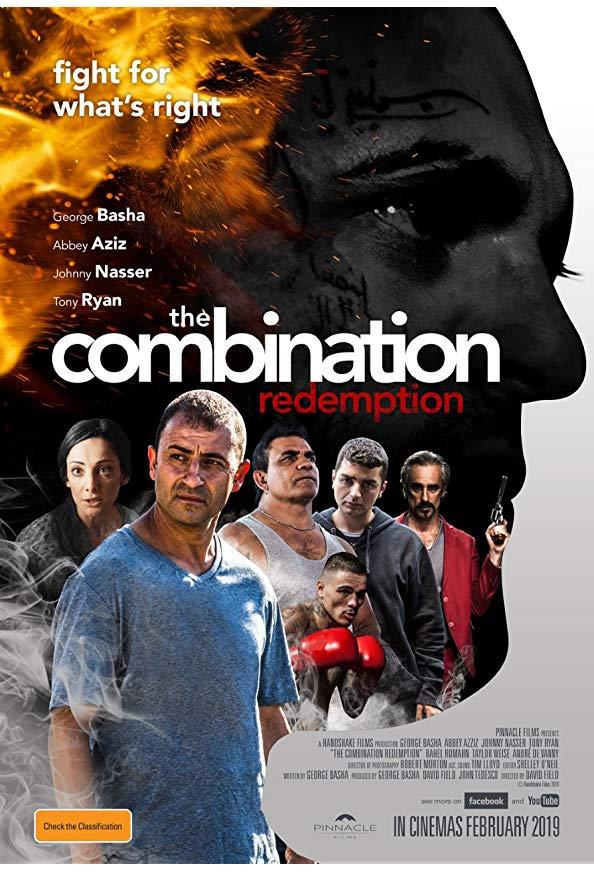 The Combination: Redemption kapak
