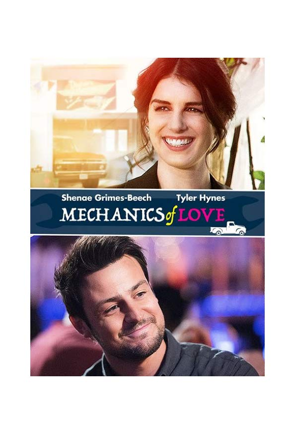 The Mechanics of Love kapak