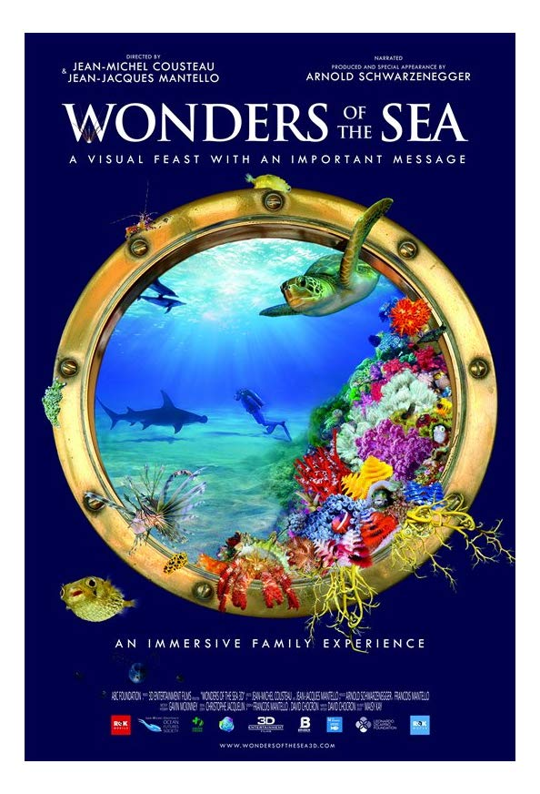 Wonders of the Sea kapak