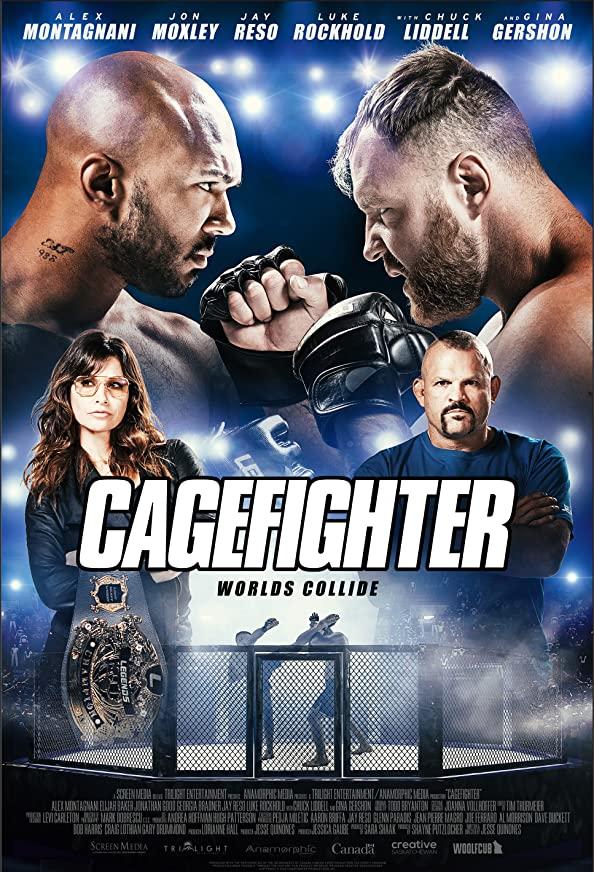Cagefighter kapak