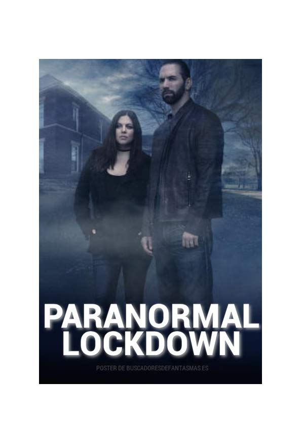Paranormal Lockdown kapak