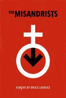 The Misandrists kapak