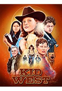 Kid West kapak