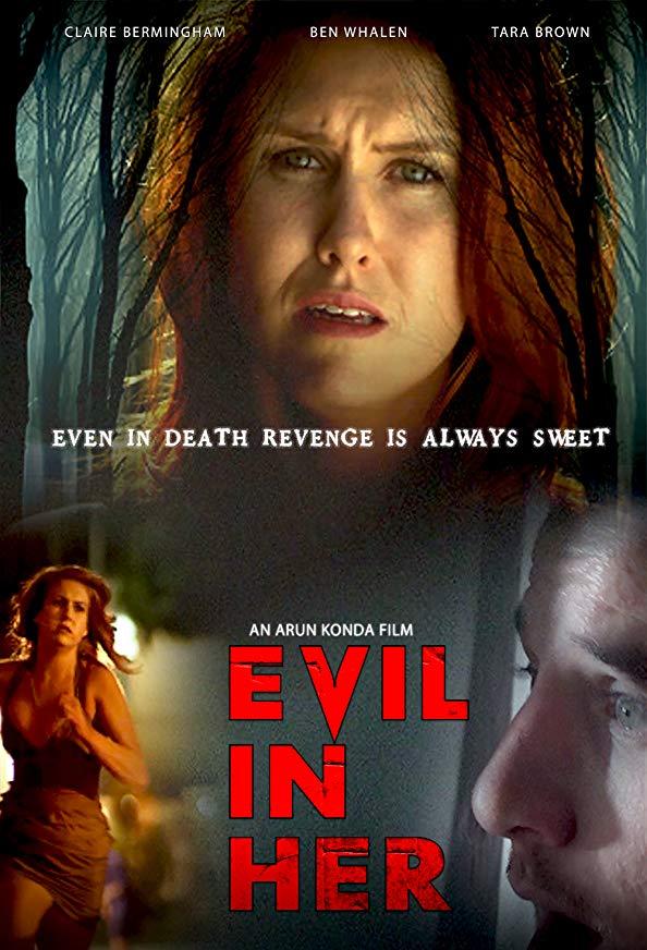 Evil in Her kapak