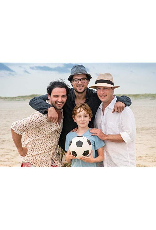 Drei Väter sind besser als keiner kapak