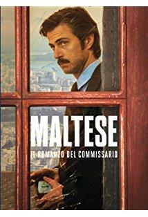 Maltese - Il Romanzo del Commissario kapak