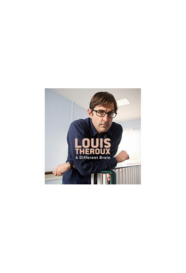 Louis Theroux: A Different Brain kapak
