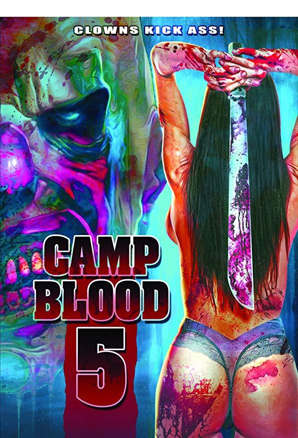 Camp Blood 5 kapak