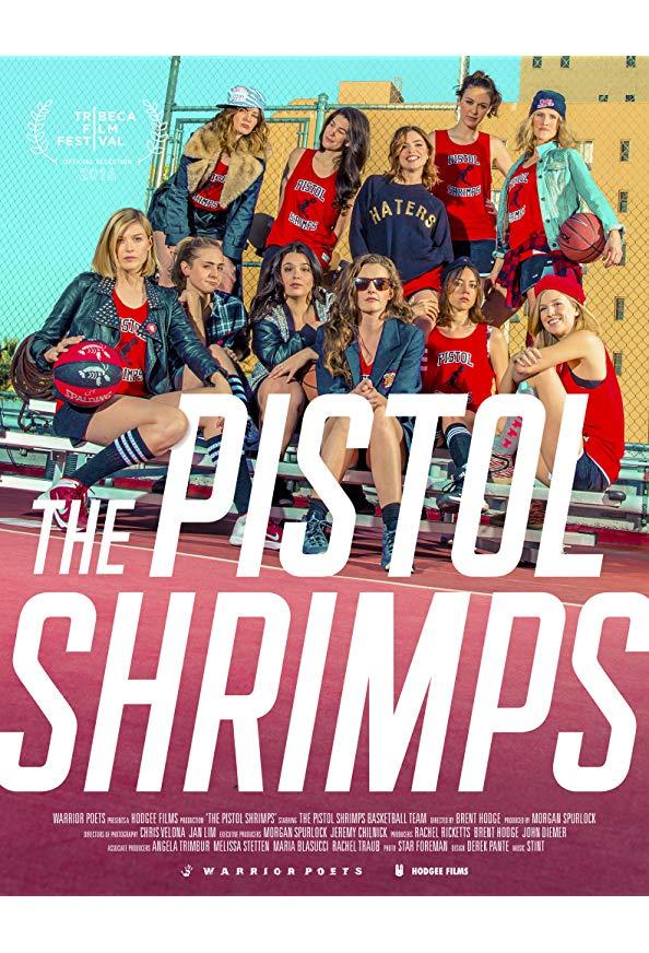 The Pistol Shrimps kapak