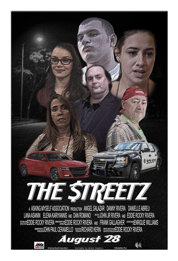 The Streetz kapak