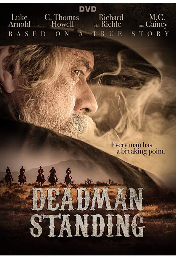 Deadman Standing kapak