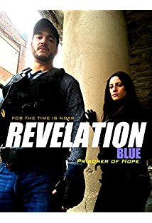 Revelation Blue: Prisoner of Hope kapak