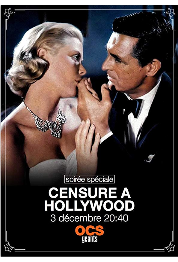 La censure à Hollywood kapak