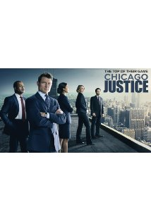Chicago Justice kapak