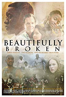 Beautifully Broken kapak