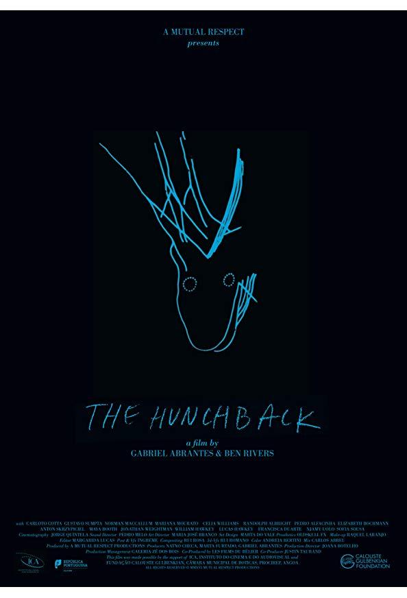 The Hunchback kapak
