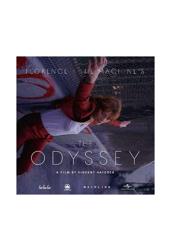 Florence + the Machine: The Odyssey kapak