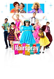 Hairspray Live! kapak