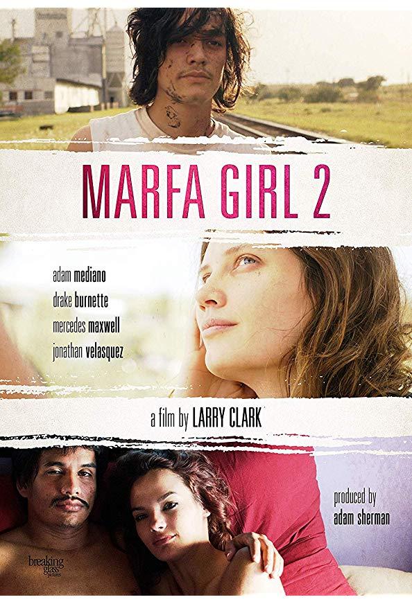 Marfa Girl 2 kapak