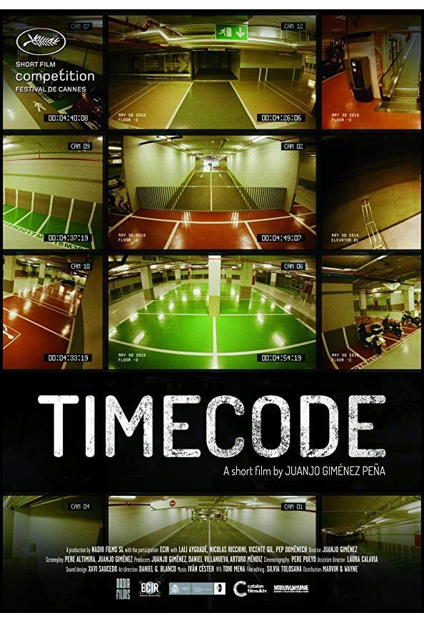Timecode kapak