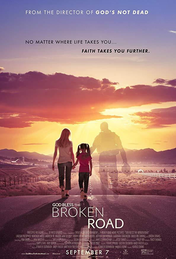 God Bless the Broken Road kapak