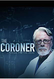 The Coroner: I Speak for the Dead kapak