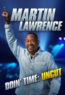 Martin Lawrence: Doin' Time kapak