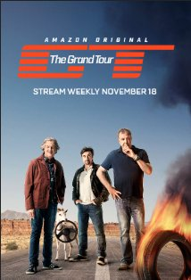 The Grand Tour kapak