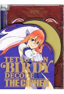 Tetsuwan Birdy Decode: The Cipher kapak